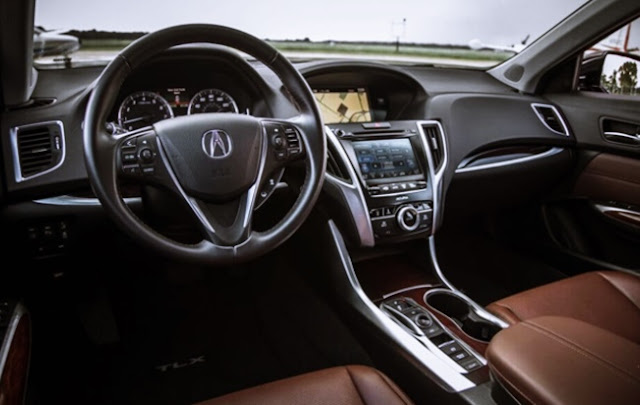2019 Acura TLX Redesign, Price, Release Date