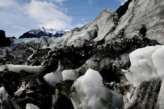 Des petits glaciers étaient déjà sans neige en juillet