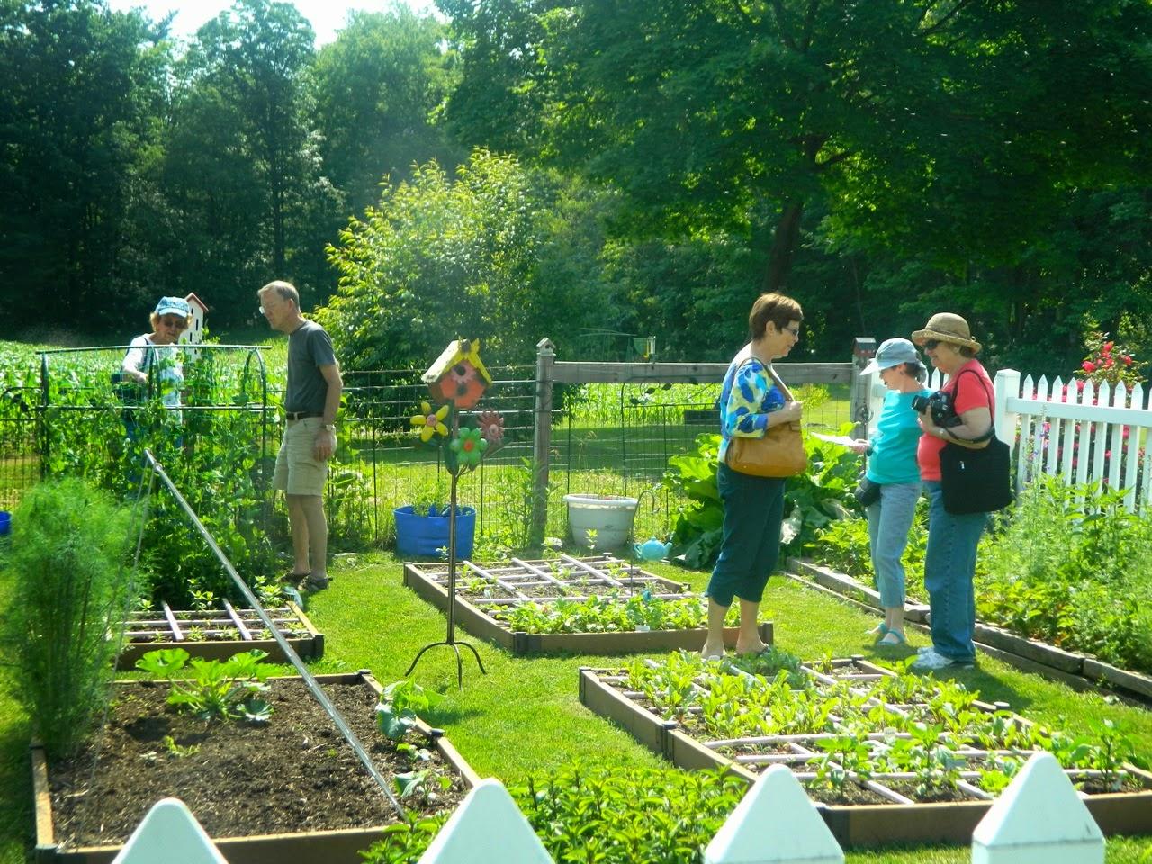 Kitchen Garden Foundation Pams English Cottage Garden Celebrating The Arrival Of Summer