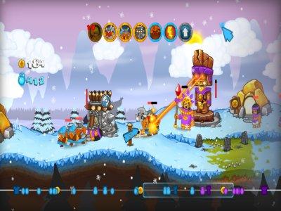 Swords & Soldiers Screenshot 3