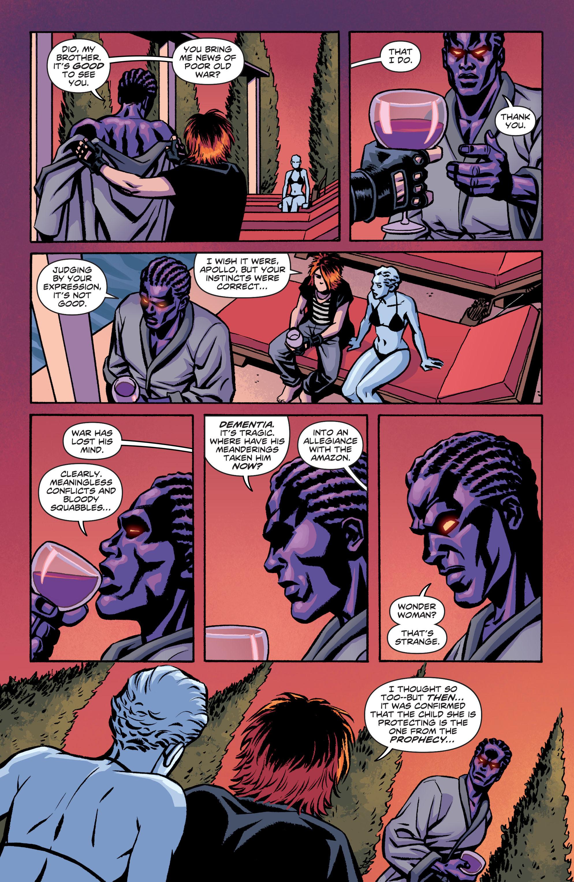 Read online Wonder Woman (2011) comic -  Issue #19 - 5