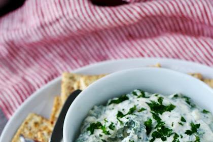 Creamy Spinach Dip | Karen's Kitchen Stories