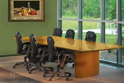 Napoli Conference Room Furniture by Mayline