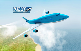 Take Off The Flight Simulator Mod Apk v1.0.32 Full Unlimited Money/Fuel/Fast Level Up/Unlock