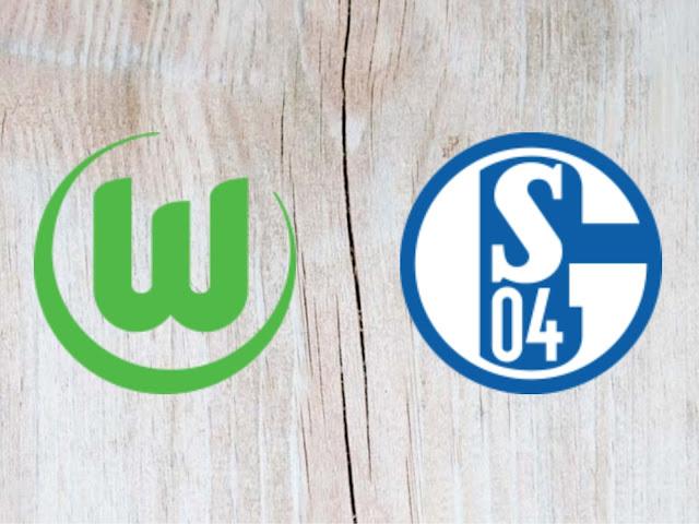 Wolfsburg vs Schalke - Highlights - 25 August 2018