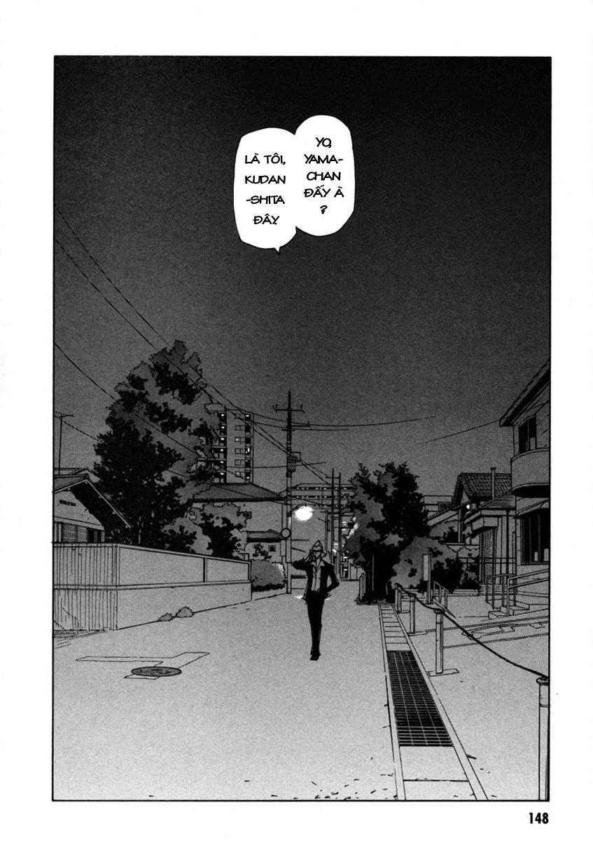 Dageki Joi Saori chap 6 - Trang 18