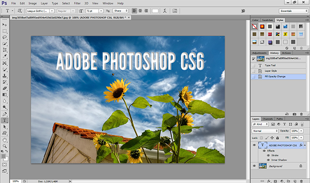 Знакомство с Adobe Photoshop CS6 beta. 5 обзорных видео