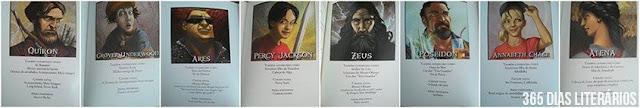 Percy Jackson: Os arquivos do semideus, Resenha, Rick Riordan, Editora Intrínseca, Mitologia Grega, Personagens Percy Jackson