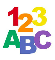 Teaching the ABCs 123s - The Quirky Confessions