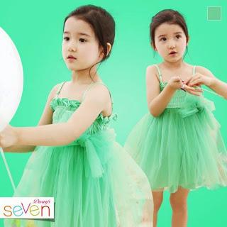 anak kecil gaya fashion ala korea