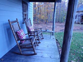 Spotsylvania cabin