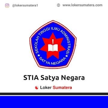 Lowongan Kerja Palembang: STIA Satya Negara Juni 2021
