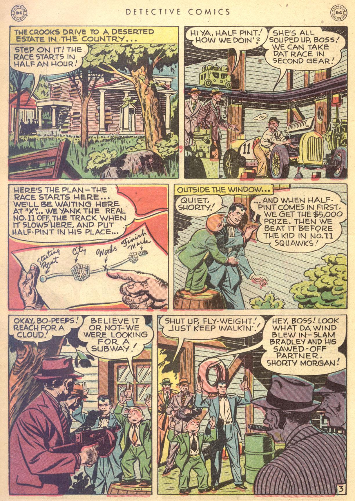 Read online Detective Comics (1937) comic -  Issue #134 - 18