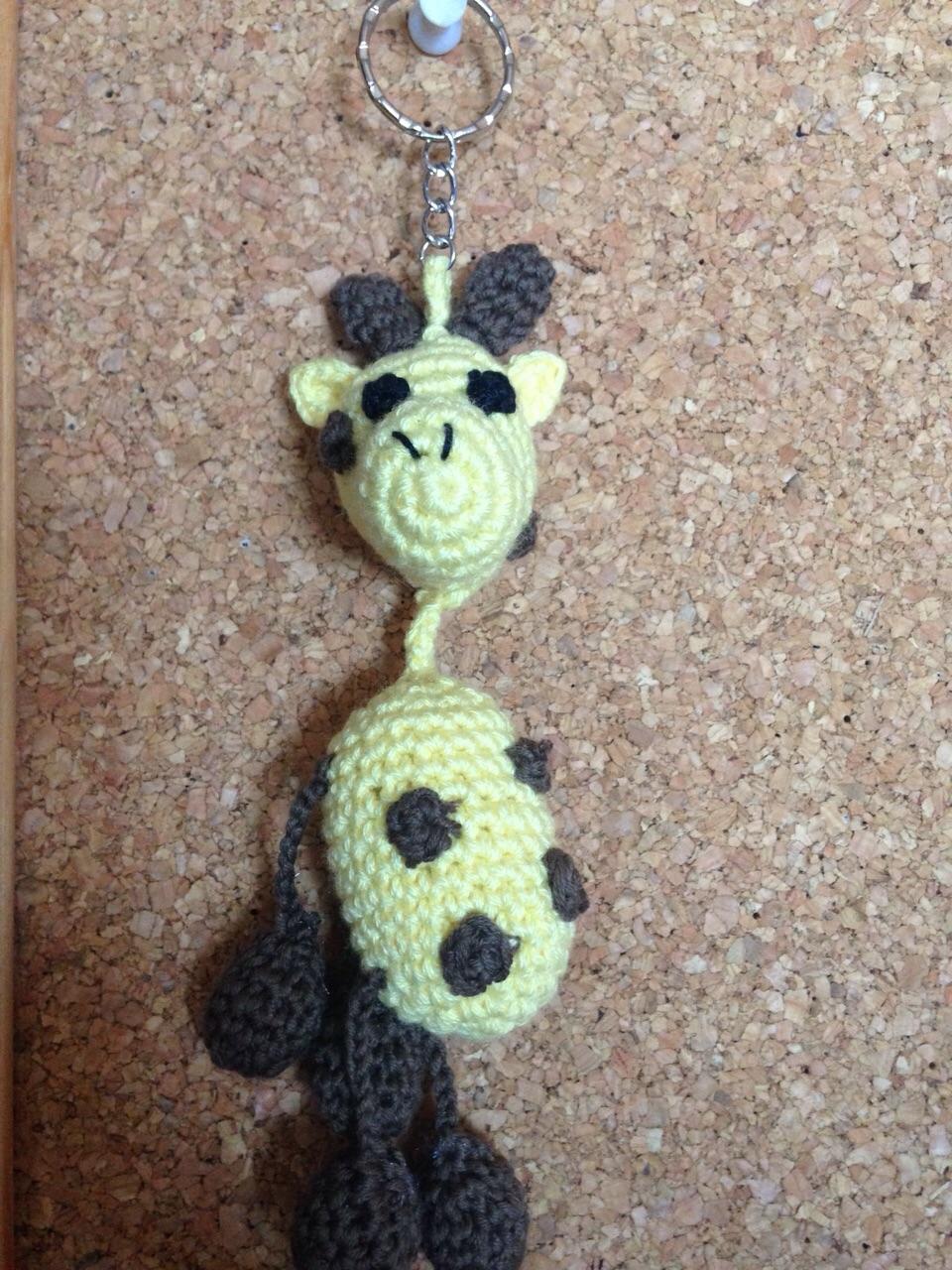 Amigurumi | como hacer una jirafa en crochet | Bibi Crochet - YouTube | 1280x960