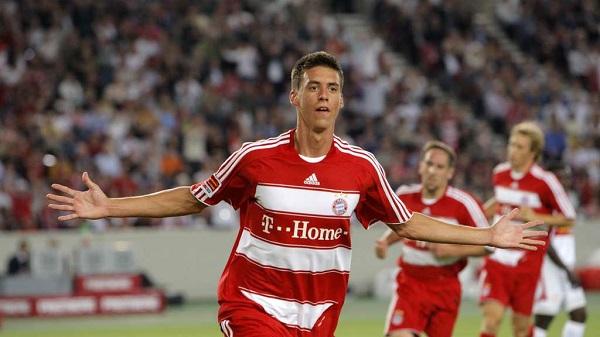 Wagner được rèn luyện từ lò đào tạo Bayern.