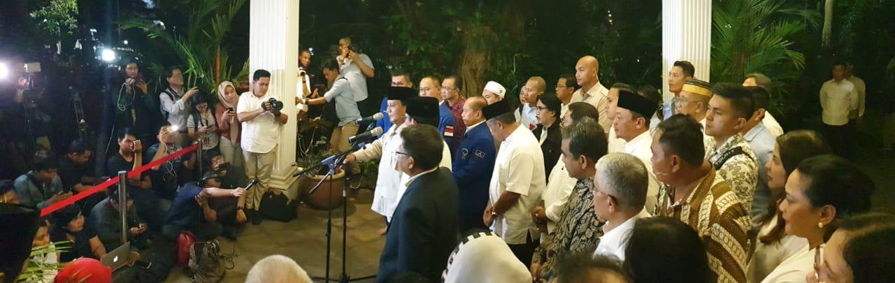 Pesan Kemenangan dari UBN di Malam Jelang Coblosan