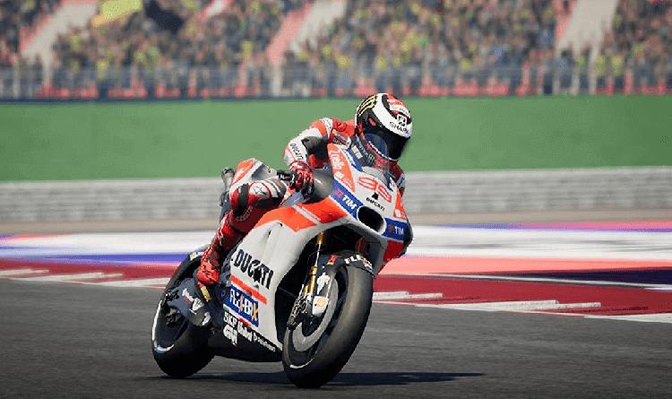تحميل لعبة MotoGP 18