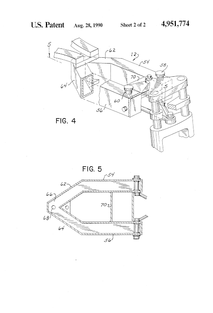 Erik Buell Fuel in Frame Patent