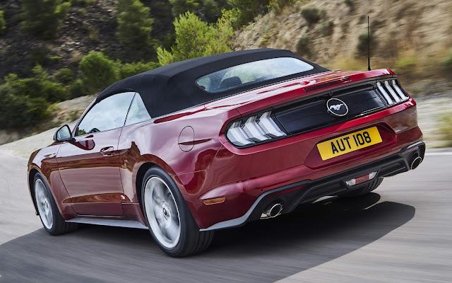 Ford Mustang GT 5.0 V8 Conversível