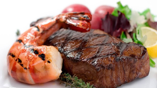 أغذية غنية بالبروتين لإنقاص الوزن