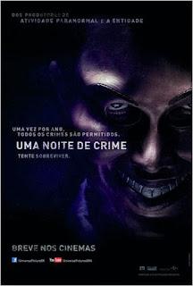 Uma Noite de Crime Dublado Torrent
