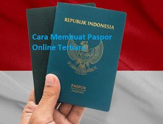 cara membuat paspor indonesia