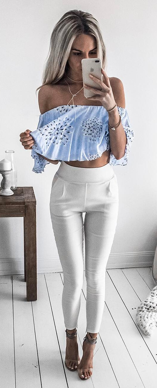 Fashion trends report 2017 - Spring Outfit Ideas Report The Best Looks From Kirsty Fleming