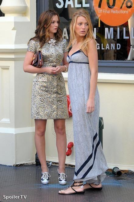 Gossip Girl: Season 2, Episode 11 | Gossip girl fashion ...  |Blair Waldorf Hair Season 2