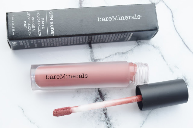 Bare Minerals Gen Nude Matte Liquid Lipcolour in Boss