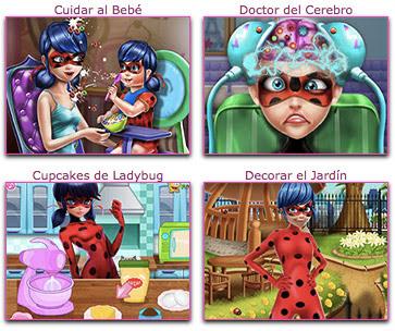 Juegos de Ladybug de aventuras