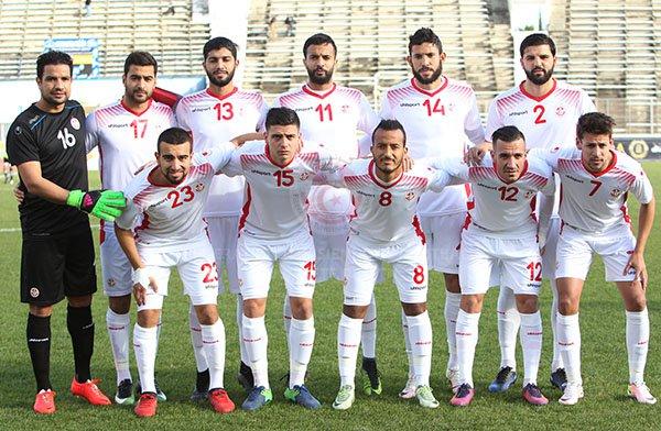 Tunisian players list for FIFA 2018