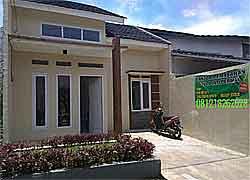 Rumah jual di Parung Bogor