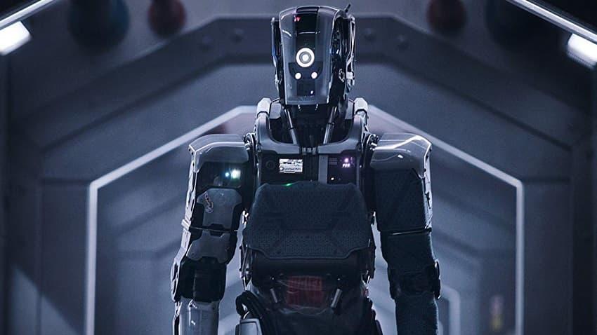 Дитя робота, I Am Mother, Weta Workshop, кто сделал робота для фильма, как создавали робота Мать