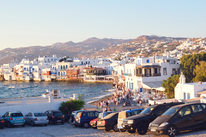 Best Island Beaches For Partying Mykonos St Barts: Travel Guide & Log: Mykonos, Greece