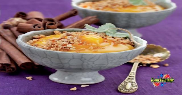 Crema Dulce de Almendras