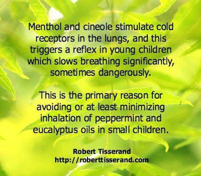 Essential Oils dan anak-anak. Selamatkah?