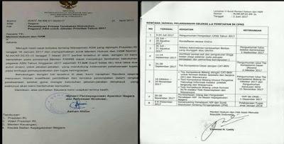 Pendaftaran CPNS Telah Dibuka 25 Juli-28 Agustus 2017, Segera Daftar ..