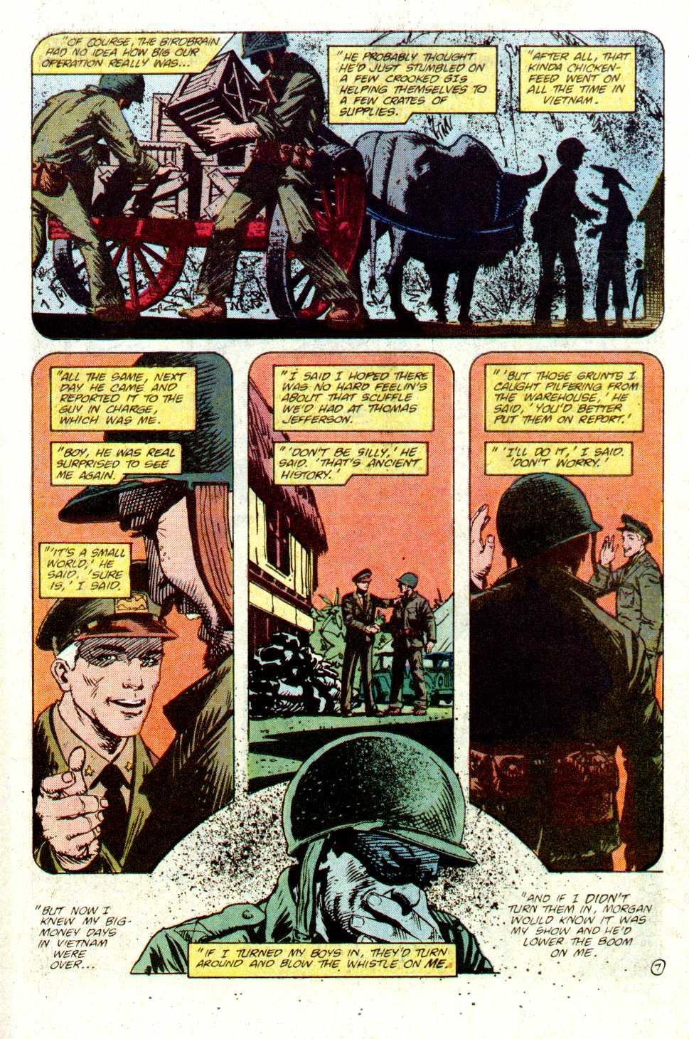 Read online Secret Origins (1986) comic -  Issue #16 - 9
