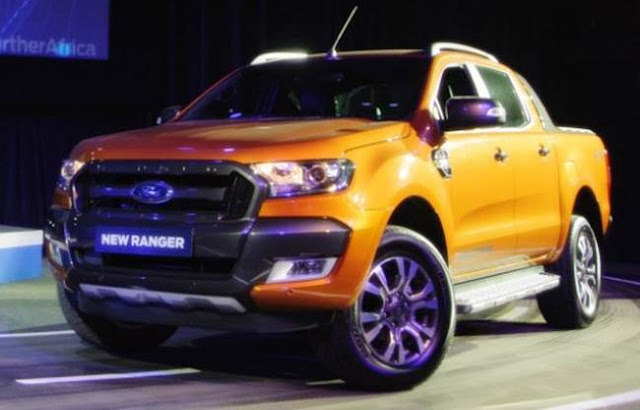 2017 Ford Ranger Wildtrak Review