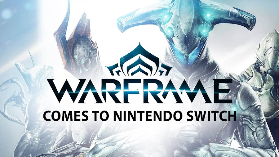 warframe nintendo switch tennocon 2018