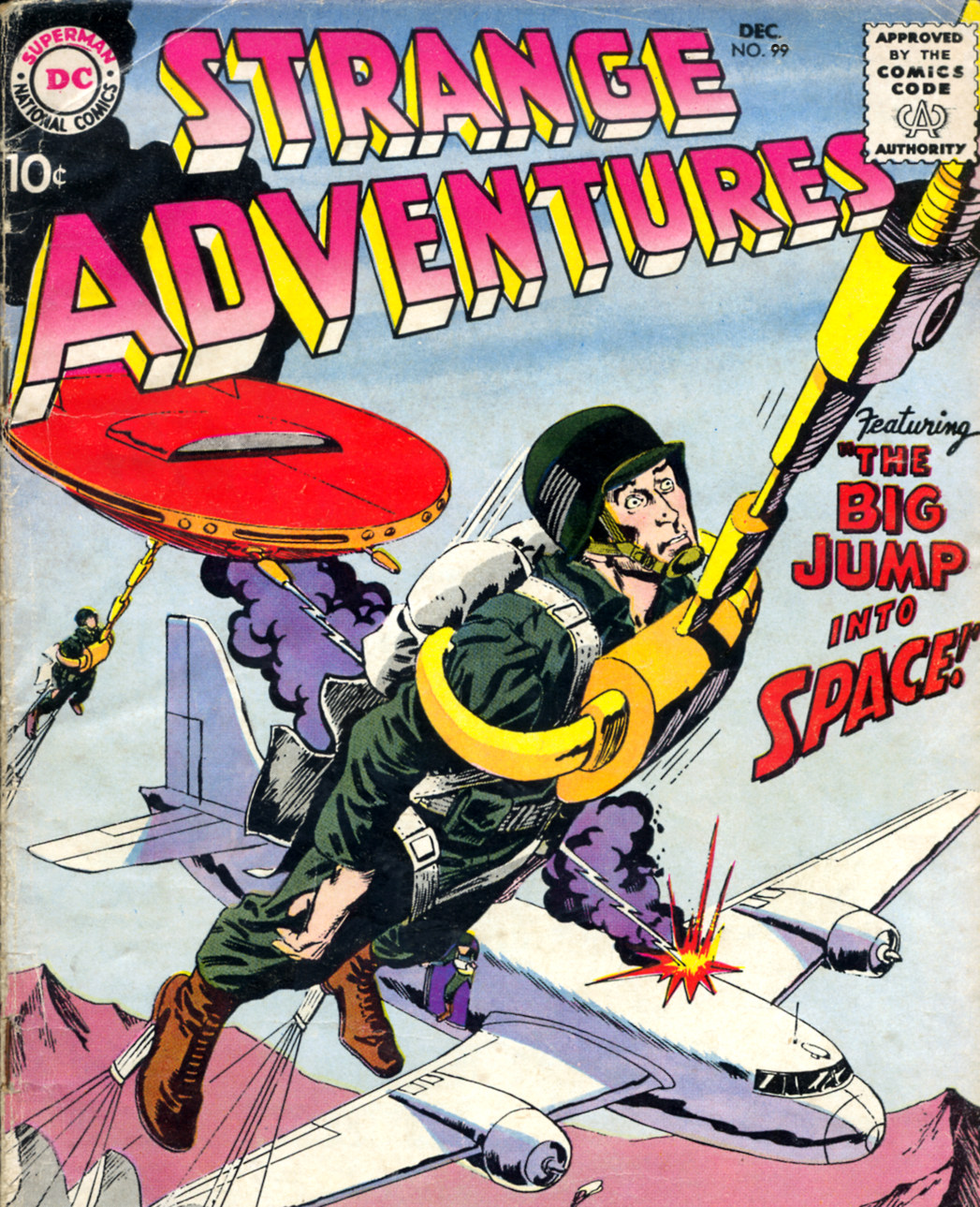 Strange Adventures (1950) 99 Page 1