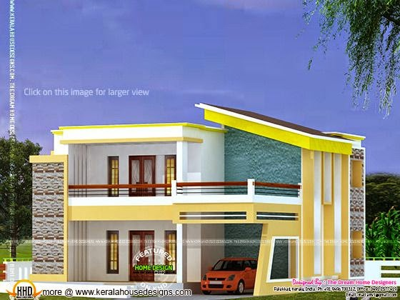 House view in 3D