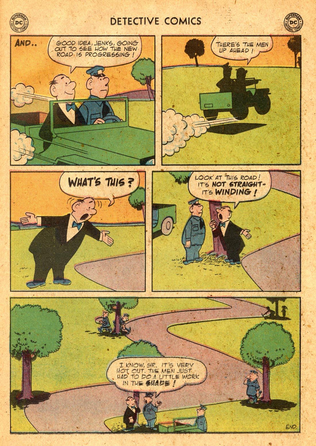 Read online Detective Comics (1937) comic -  Issue #255 - 17