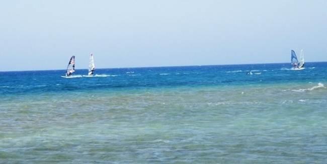 Mediterranean Sea and the Aegean Sea