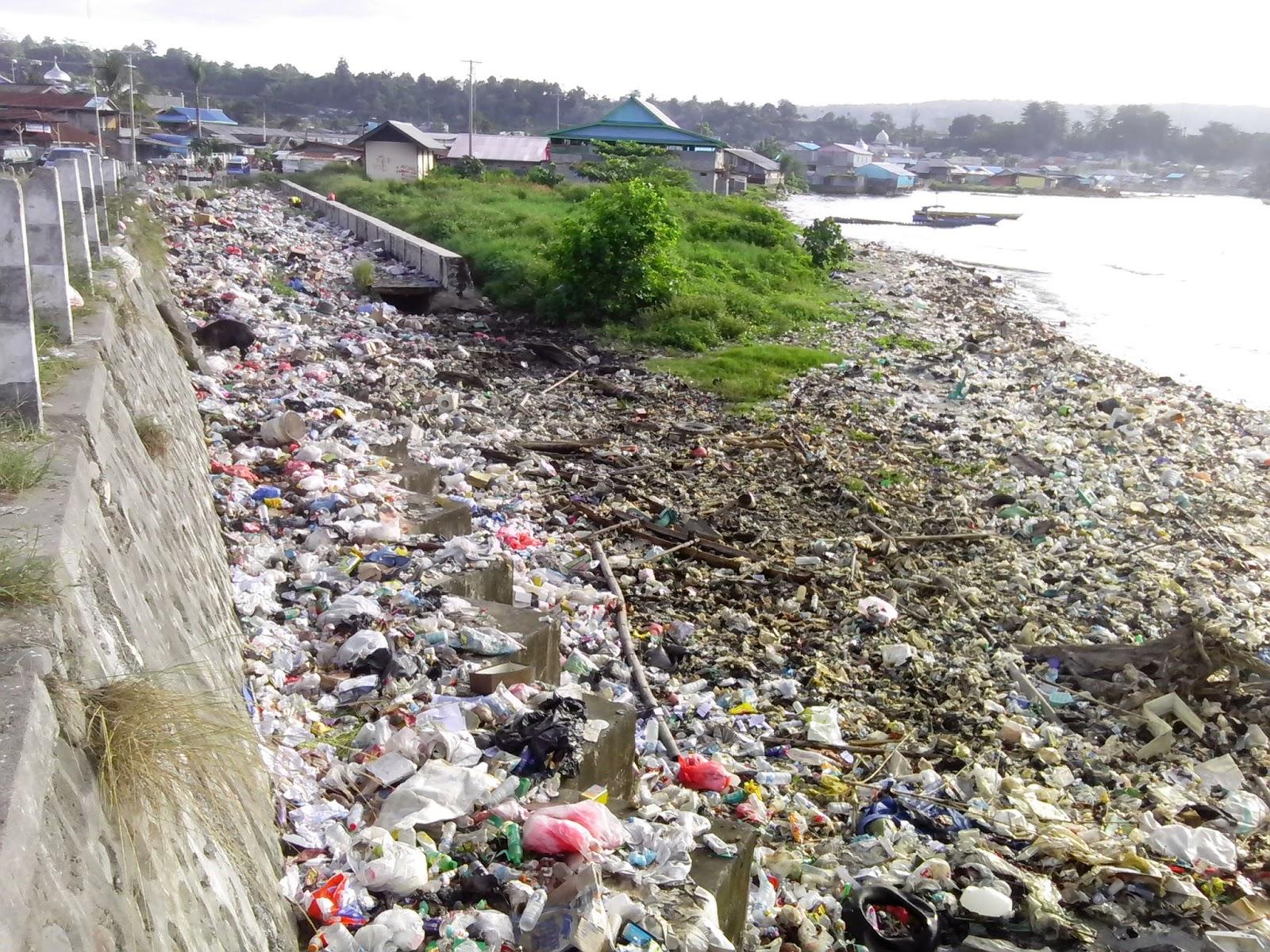 Alarm Manokwari Darurat Sampah