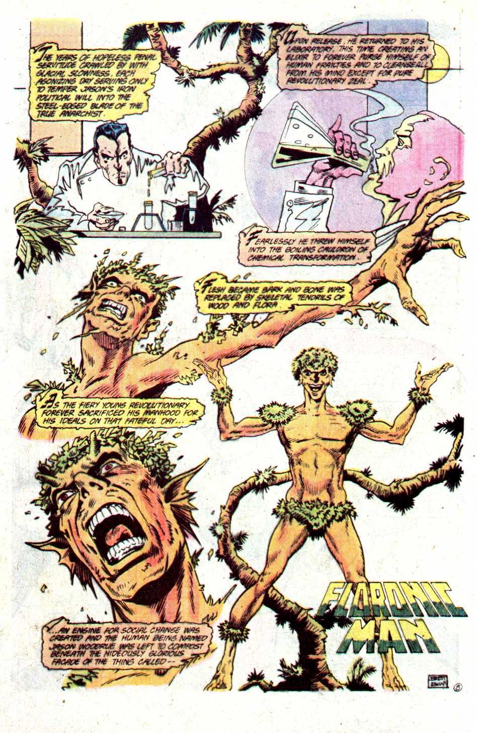 Read online Secret Origins (1986) comic -  Issue #23 - 32
