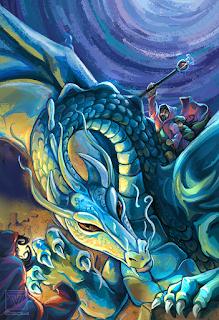 Dragon Rider by Traci Van Wagoner