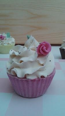 cupcakes de jabón Chaladura de Jabones