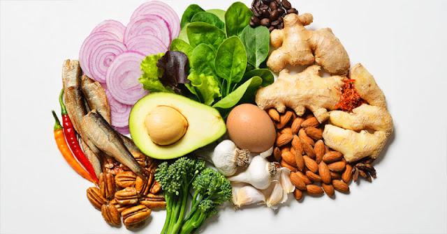 Alimentos que vão te ajuda a melhorar 100% sua memoria