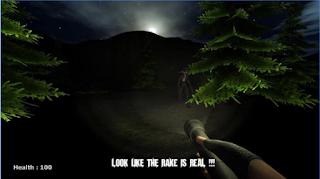 Game Forsake The Rake App
